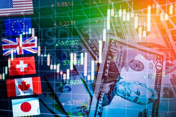 USD / SGD, USD / IDR, USD / MYR, USD / PHP bleiben an den Handelskriegsnachrichten hängen